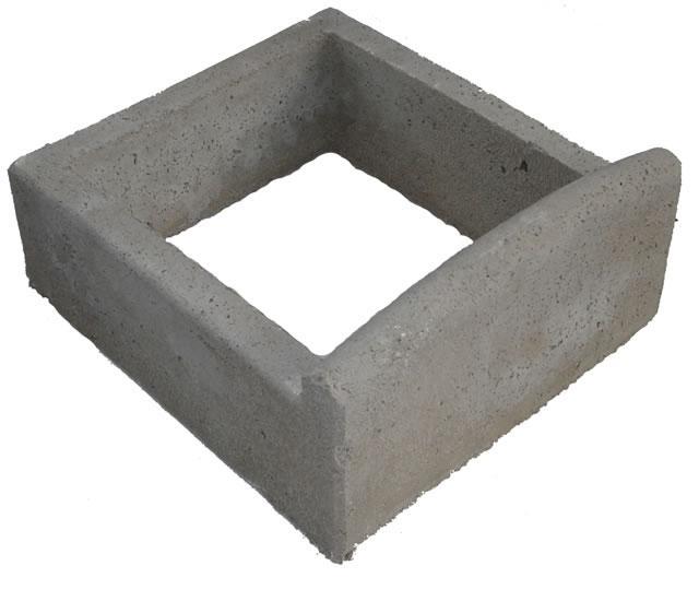 Edilblok ecoblocco muro di contenimento per scarpate for Disegni di blocchi di cemento casa